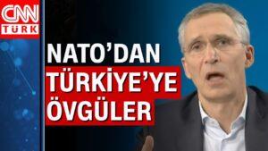 NATO, Türkiye'yi öve öve bitiremedi!