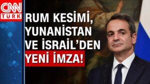 Yunanistan-Mısır arasındaki 18. parsel krizi çözüldü mü?