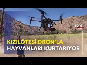 Kızıötesi Dron'la Hayvanları Kurtarıyor – Tuna Öztunç ile Dünyada Bugün