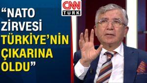 """M. Hakkı Caşın: """"Türkiye NATO'ya bağcı dövmeye değil üzüm yemeye gitti"""""""