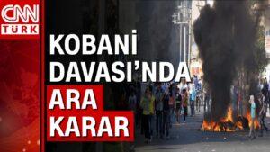 Kobani eylemleri davasında 4 sanık, adli kontrol şartıyla tahliye edildi